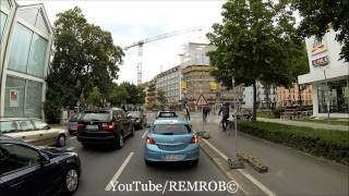 preview picture of video 'Driving Through (München) Munich Germany'