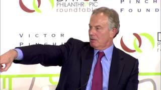 7th Philanthropic Roundtable / 7-й Круглий стіл з питань благодійності в Давосі