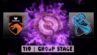 TNC vs Newbee   Ti9 Group Stage Bo2   LIVE
