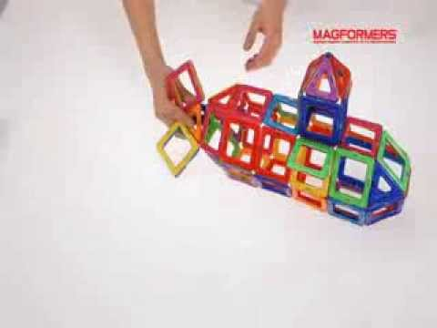 Magformers (French only)