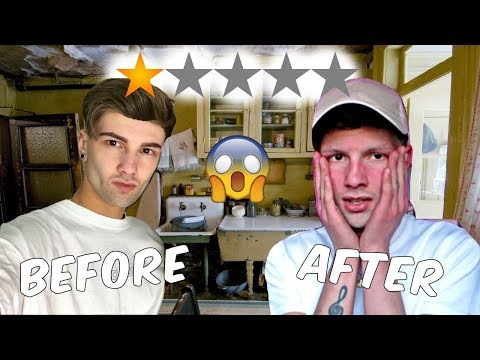 going to the WORST REVIEWED EYEBROW SALON in my city *1 star*
