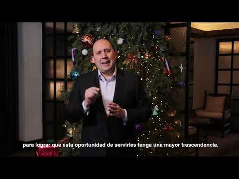 Fernando Manzanilla Prieto - Mensaje de Navidad