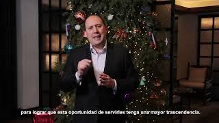 Fernando Manzanilla Prieto – Mensaje de Navidad