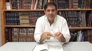 פרשת במדבר: 'במדבר קם העם היהודי'