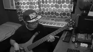 Sweet (bass cover) - 311