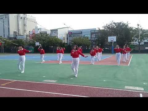 109年文苑國小運動會房裡社區元極舞表演的圖片影音連結