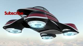 Lazzarini's The Hover Coupé;  Is This The Future Of Flying Cars?