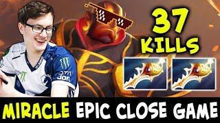 Miracle 37 KILLS 2x RAPIER — EPIC close game