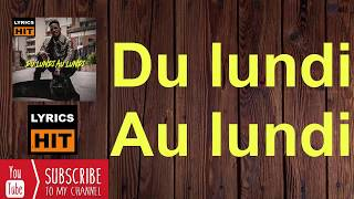 Niska  Du Lundi Au Lundi [paroles Lyrics]