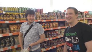Ограбление магазина Ноябрьск!!