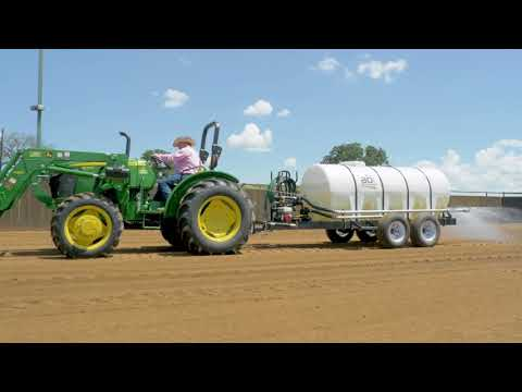 ABI Water Trailers (Farm & Ranch Models)