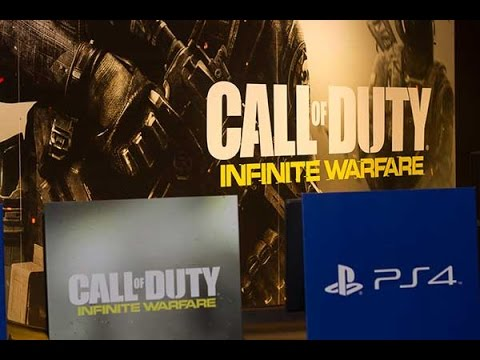 Youtubers falam sobre o Call Of Duty: Infinite Warfare