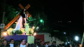 preview picture of video 'Vía Crucis. San Marcos San Salvador 2015 (3)'