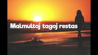 ĴomArt kaj Nataŝa - Somera Mondo (Esperanto music)