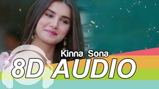 Kinna Sona 8d Audio Song Marjaavaan Sidharth Malhotra Tara Sutaria
