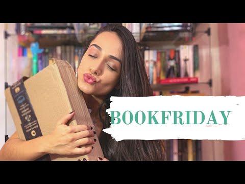 UNBOXING #5 - A CULPA É DA BOOKFRIDAY | Os Livros Livram