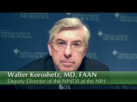 Dr. Koroshetz Discusses Neurology As A Career Path