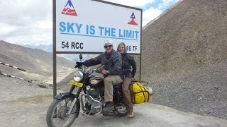Ladakh bike trip by Jurki
