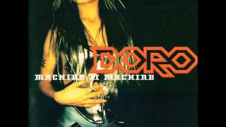 Doro - Can't Stop Thinking About You.wmv