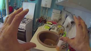 Кухонная мебель в маленькой кухни