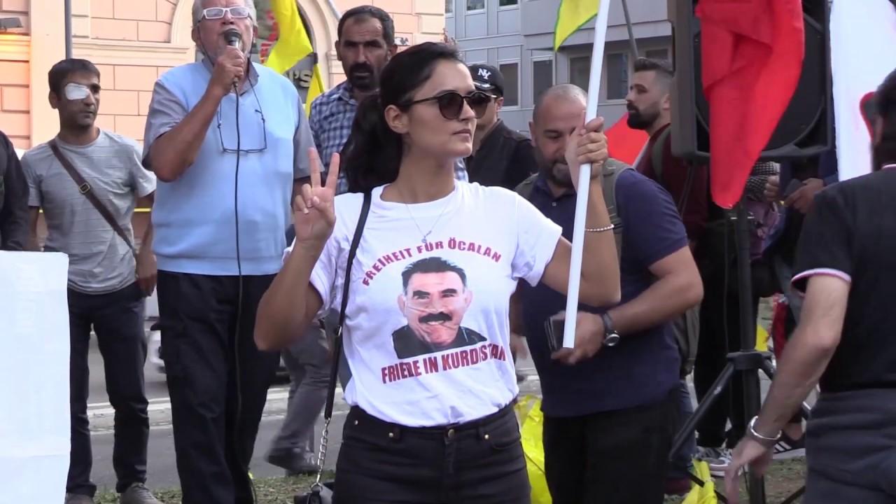 La voce dei curdi di Roma