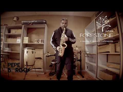 Fuego Eleni Foureira _Pepe Burgos Sax Cover