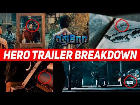 Hero Official Trailer Breakdown | Sivakarthikeyan ..