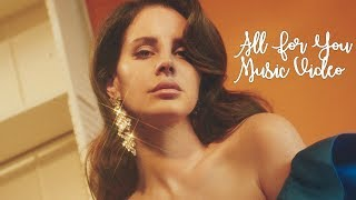 All for You - French Montana ft. Lana Del Rey, MGK, Wiz Khalifa & Snoop Dogg