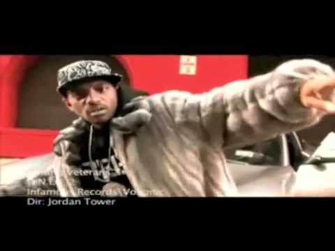 Papoose & Prodigy (Mobb Deep) -- License To Kill - Kev Cross Remix - VICIOUS!