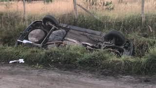 Wideo1: Śmiertelny wypadek na drodze Długie Nowe - Niechłód