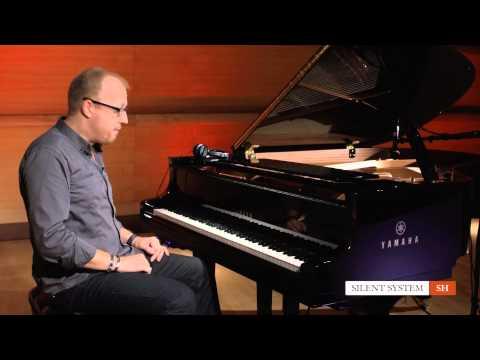Yamaha C3 PE Grand Piano Polished Ebony
