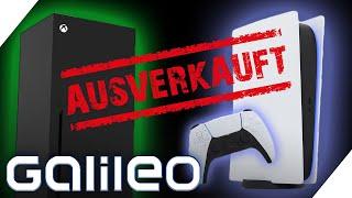 Darum sind PS5 und Co. immer ausverkauft - Kein Chip, kein Gaming! | Galileo | ProSieben