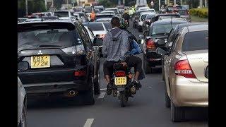 Ministry halts Nairobi car-free days proposal - VIDEO