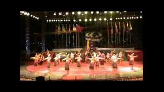 preview picture of video 'TONNAMSEE OPENING CEREMONY IN LILY PARK , Lanzhou ,China'