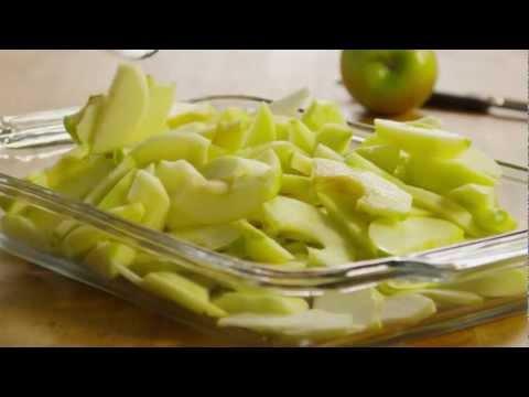 How to Make Easy Apple Crisp
