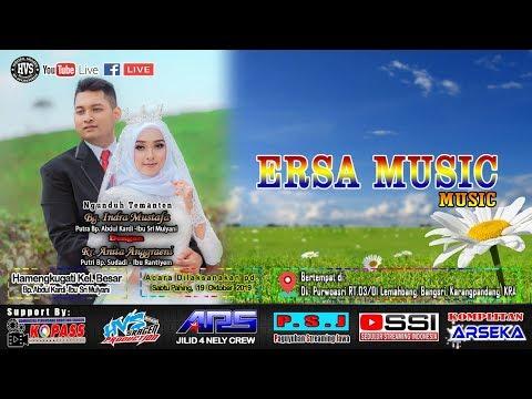 Download Live Streaming Campursari ERSA MUSIC / ARS AUDIO JILID 4 / HVS SRAGEN 3 LIVE BANGSRI KARANGPANDAN Mp4 HD Video and MP3