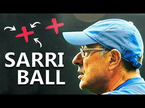 THE SARRI BALL ERA 2018 • Chelsea   HD 2018
