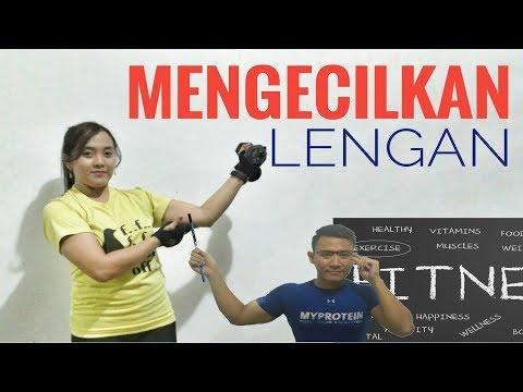 Latihan untuk paha lebih tipis dan pantat