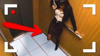 चुपके से कैमरे में रिकार्ड हुई सबसे अजीबो-ग़रीब घटनाएँ | Weird Things CCTV Camera Ever Recorded