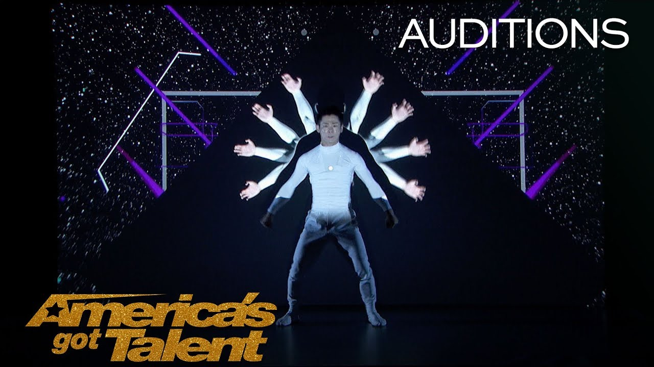 Best Technology On Season 13 of AGT - America's Got Talent 2018 thumbnail