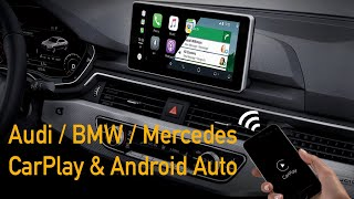 android auto wireless mercedes - TH-Clip