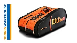 Wilson Burn 15-Pack Bag video
