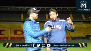Cápsula MundoMillos: MILLONARIOS 1-2 Tolima
