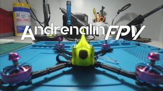 How to Build a Racing Drone (1) CBD Frame