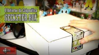 O Retorno da Enigmática Geekster Box