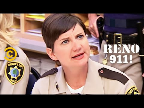 Is Wiegel Dating a Serial Killer? - RENO 911!