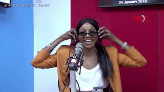 Catch Up With Seyi Shay & Sensei Uche On The Superdrive