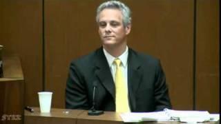 Conrad Murray Trial   Day 11, Part 3