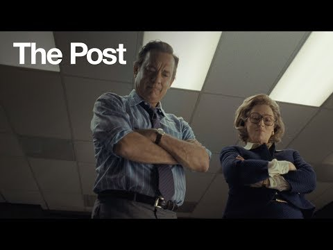 The Post (TV Spot 'What Would You Do?')