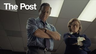 Trailer of The Post (2017)